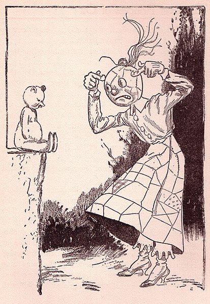 File:Patchwork Girl Arguing with The Bear King Pg 295.jpg