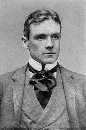 English: American writer Richard Harding Davis...