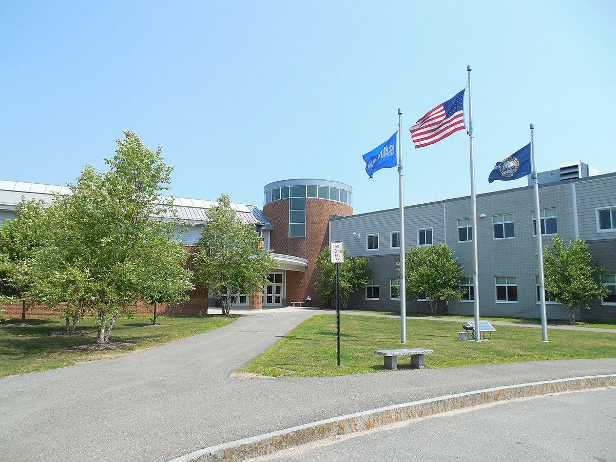 Sanborn Regional High School Wikipedia