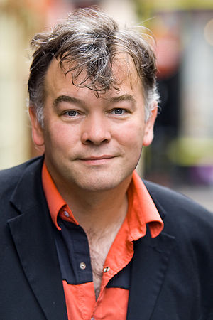 British comedian Stewart Lee.