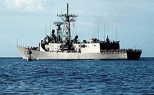 USS Stark FFG-31