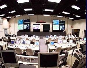 NASA Wallops Flight Facility Range Control Center