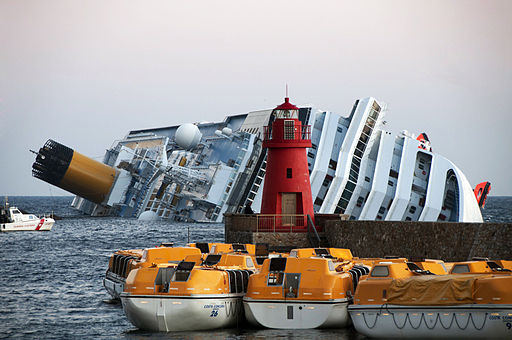 Collision of Costa Concordia 27
