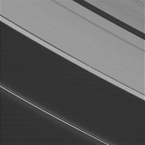 Daphnis and ripple shadows N00133497