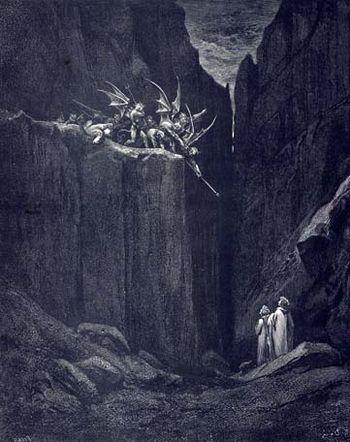 Gustave Dore Inferno23