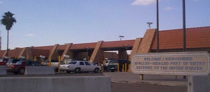 Hidalgo Port of Entry