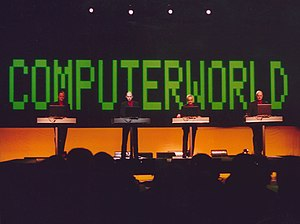 Kraftwerk, one of the first bands to populariz...