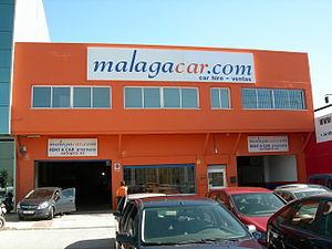 Malagacar-fachada