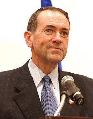 Huckabee in 2004