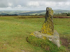 English: Stephen's Grave This is the grave of ...