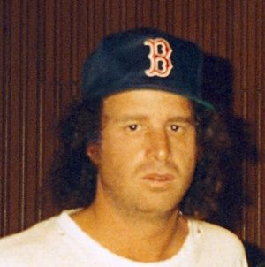 English: This is my photo of Steven Wright aft...