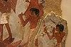 Những hình vẽ trên một ngôi mộ khoảng 1450 năm trước Công Nguyên.