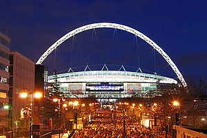 Wembley is the national stadium and home of th...