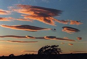Alien clouds