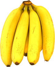 A bunch of Bananas.