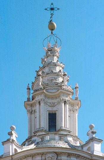 Cupola di Sant'Ivo alla Sapienza