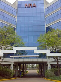 NRA Headquarters, Fairfax Virginia USA