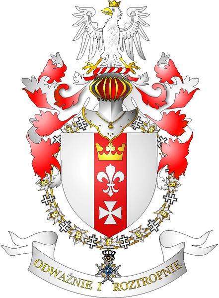 Herb Lecha Wałęsy