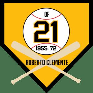 English: Retired Jersey #21