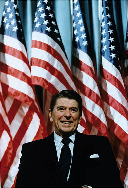 File:President Ronald Reagan at a Rally for Senator Durenberger in Minneapolis 1982.jpg