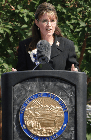 Her last speech as governor