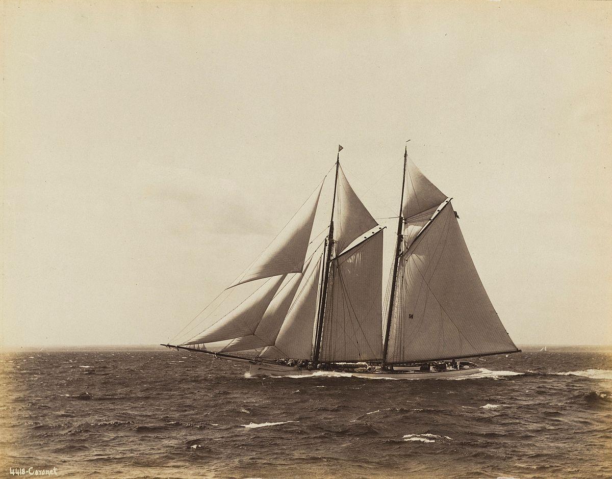 Coronet Yacht Wikipedia