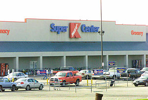This is a SuperKmart in Texas