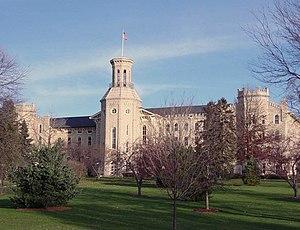 Wheaton College, Wheaton, Illinois