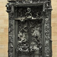"""The Gates of Hell"" by Auguste Rodin (Kunsthaus Zürich)"