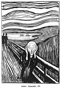 """The scream"". Wellcome L0011212"