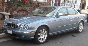 Jaguar XJ (X350)  Wikipedia