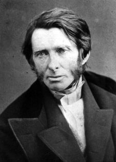 John Ruskin 1850년경