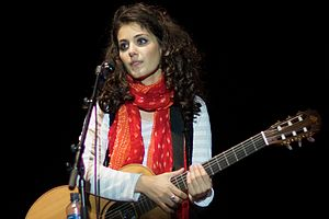 Katie Melua at Wrightegaarden, Norway.