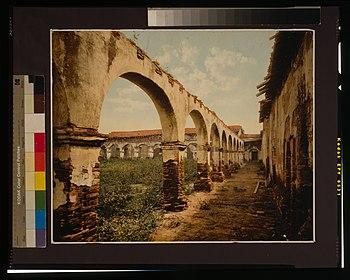 Mission San Juan Capistrano,
