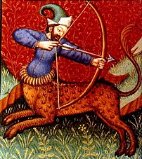 Sagittarius the archer