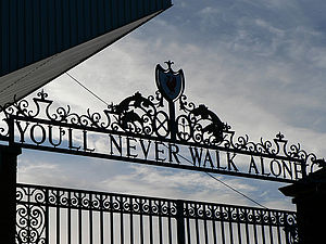 """You'll Never Walk Alone"", Shankly G..."
