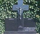 Grabstein von Anneliese Michel