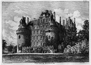 Chteau De Brissac Wikipdia