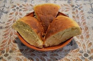 Hapalos Artos (soft bread), a traditional Ancient Roman recipe for a classic fine bread, from Athenaeus' Deipnosophistae (16336232886)