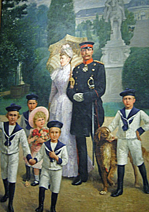 German royalty
