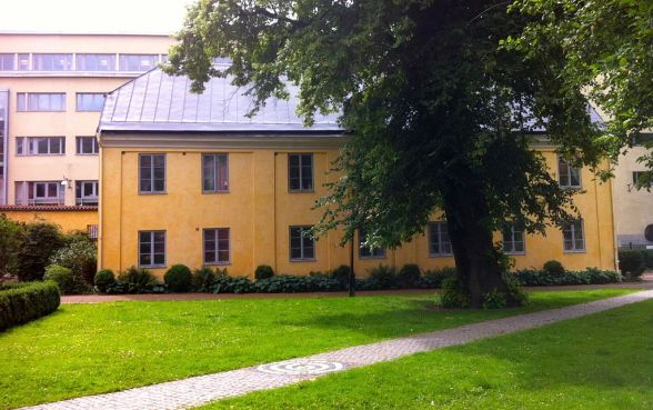 Fortifikationens kontorshus