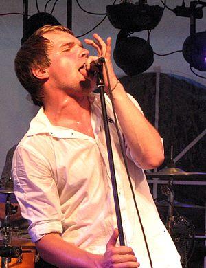 English: Ott Lepland performing in Õlletoober ...