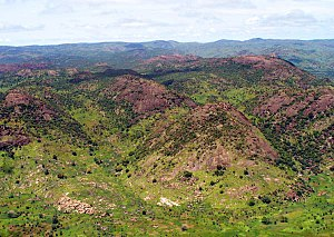 Nuba Mountains