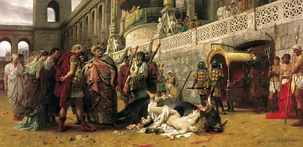 Image result for christians in the roman arena