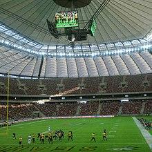 Stadion Narodowy, 2012 American Football Superfinal.jpg