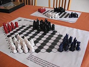 Board of Batel-Nah game