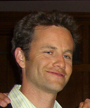 Actor Kirk Cameron, at Calvary Baptist Church ...
