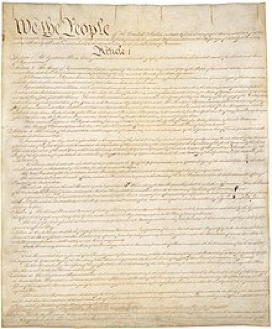 Image result for Constitution of the United States