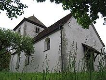Deggenhausertal-Wendlingen: Leonhardskapelle (11. Jh.)