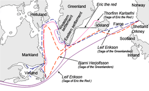Graphical description of the different sailing...